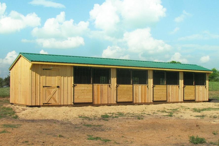 Standard Storage Shed