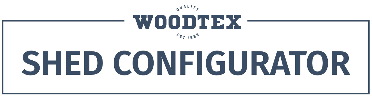 Woodtex Shed Configurator