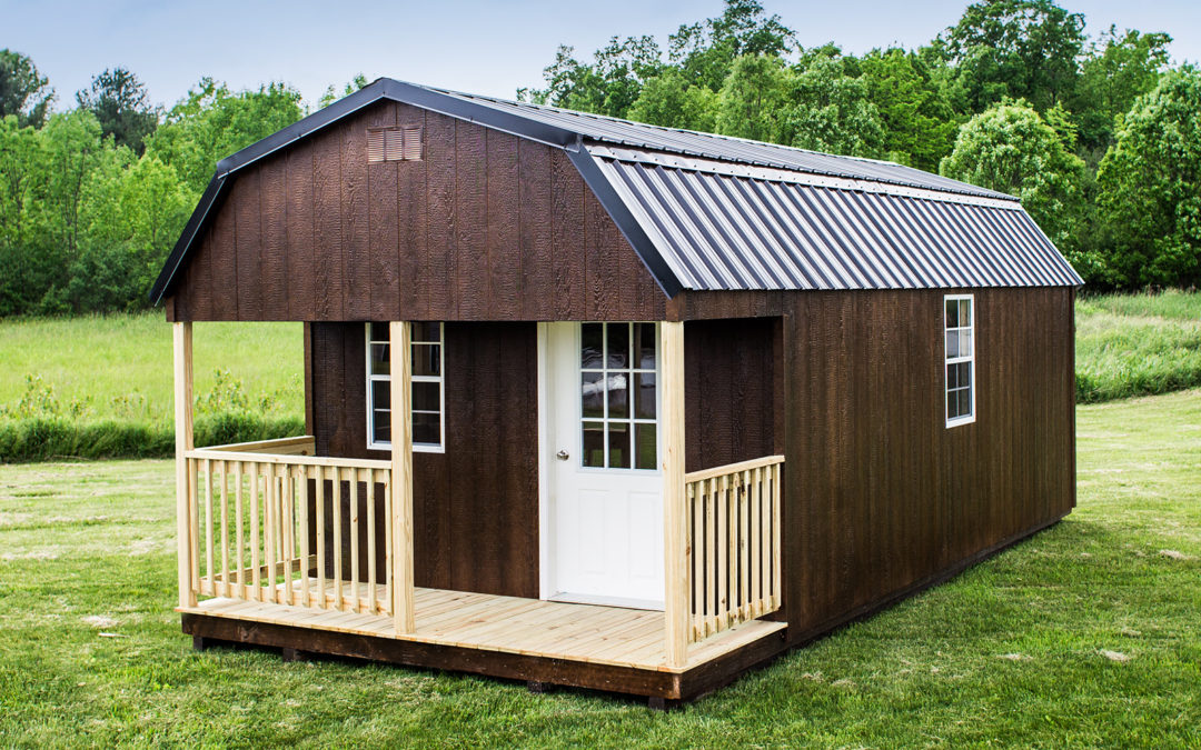 Beautify Your Storage Shed