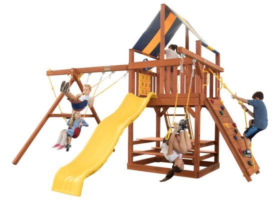 Parrot Island Play Center