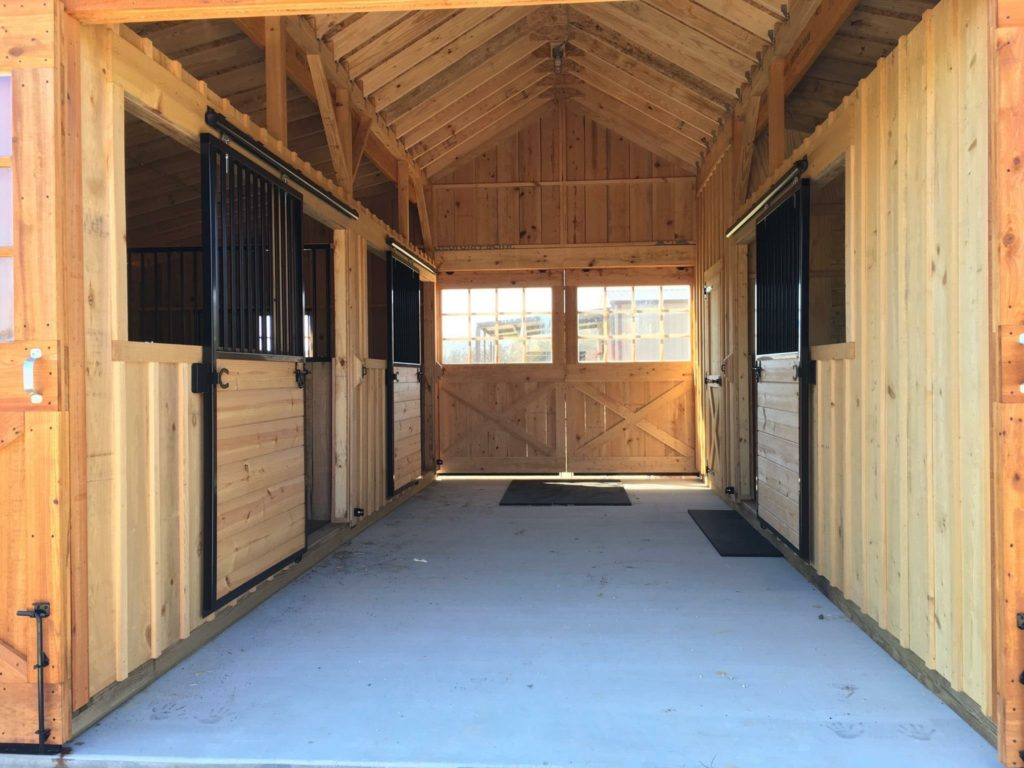 need a horse barn_farm+yard