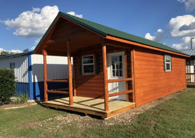 12X32 Woodland Cabin
