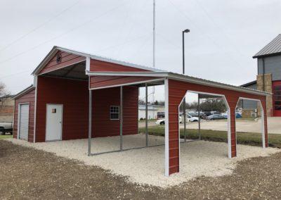 42 X 26  Eagle Horse Barn