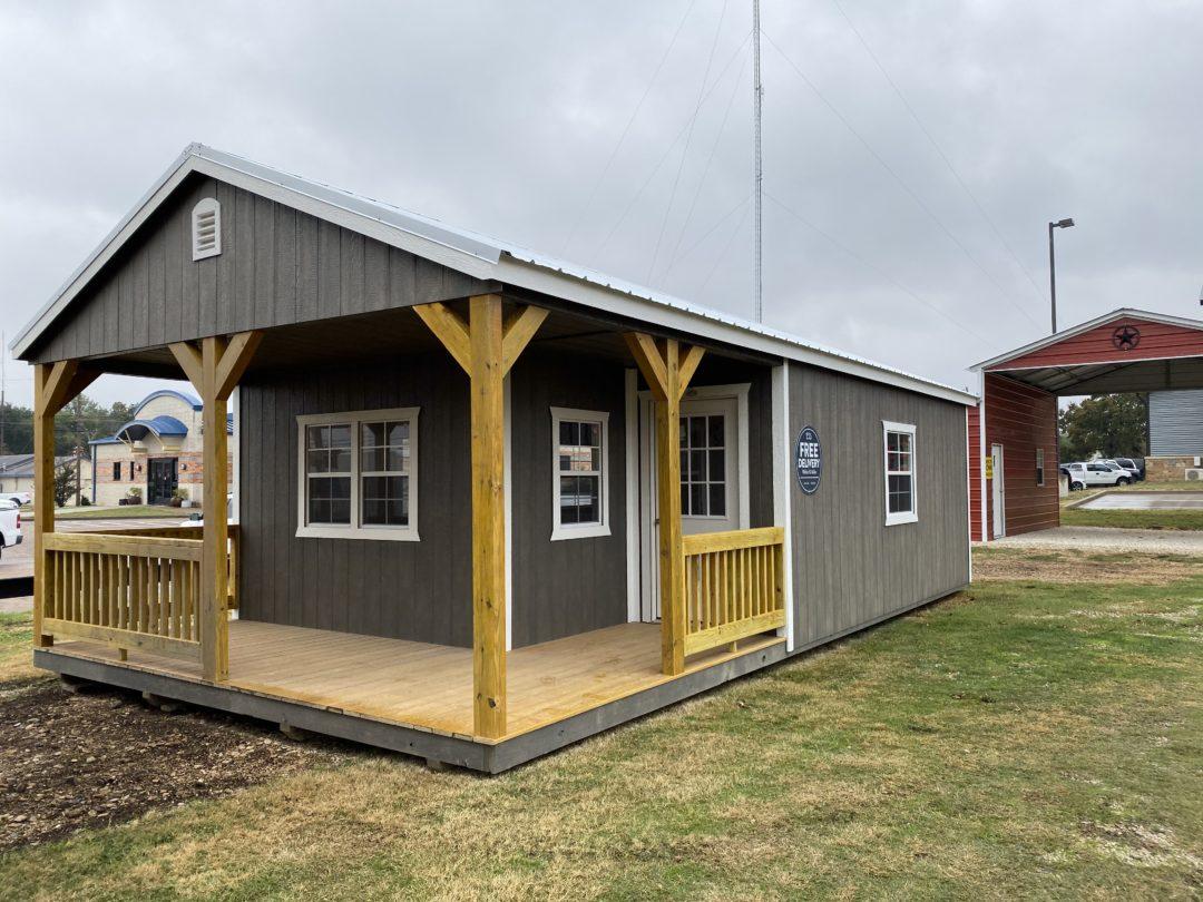 16 X 32 Deluxe Cabin