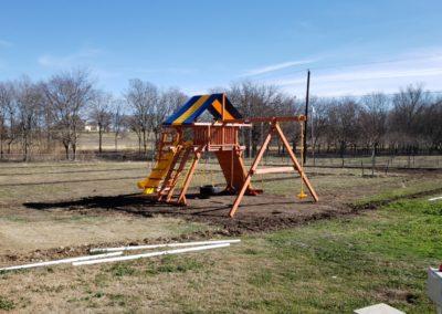 Farm-and-yard-central-texas-backyard-playground-customer-4