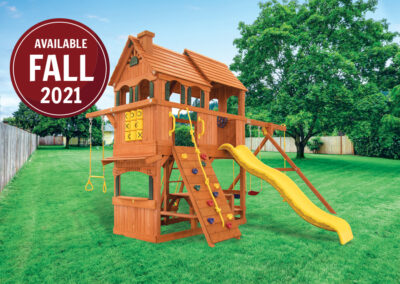Rainforest Cottage w/ Treehouse Panels – Available Fall 2021