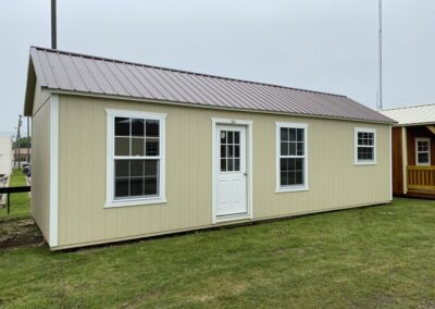12 X 32 Utility – Shed Home