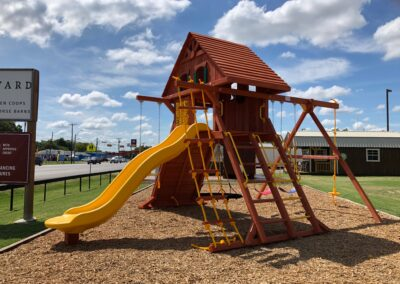 Parrot Island Playcenter XL With Treehouse Panels