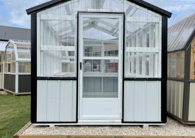 8X12 A-Frame Greenhouse